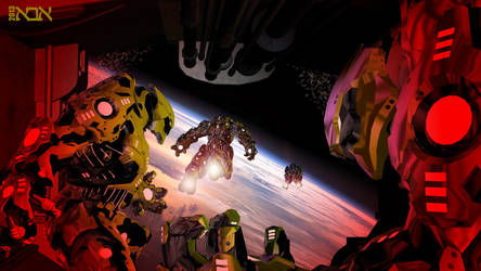 Starship Troopers - Drop Zone by AbaKon
