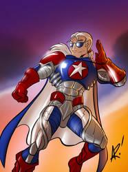 Patriot by Adam Rebottaro by AbaKon