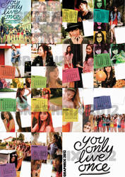 Soshi 2012 Calendar by GraPHriX