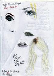 Sketch Taylor Momsen (for Rock Chicks n 1) by PixieStardustQueen