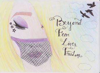 Freedom by PixieStardustQueen