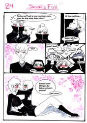growing Up In Akatsuki  03_Sasori's Fall_ by EA-Senpai