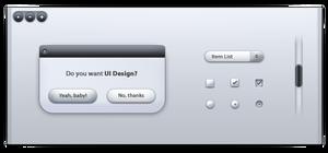 UI Design by DDrDark
