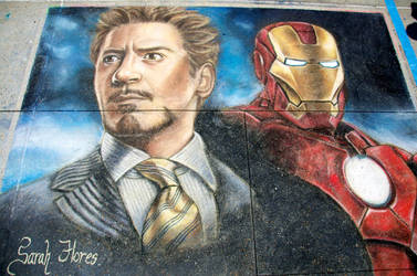 Iron Man by ShadowIncognito