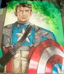 Captain America by ShadowIncognito