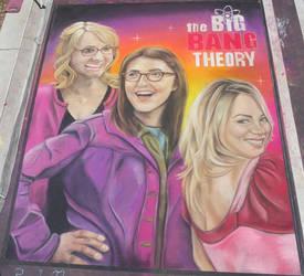 The Big Bang Theory by ShadowIncognito