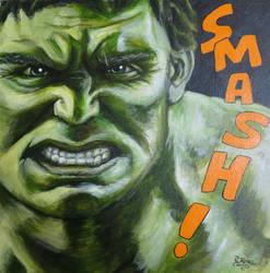 HULK SMASH by ShadowIncognito