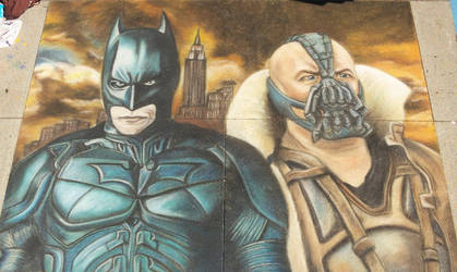The Dark Knight Rises by ShadowIncognito