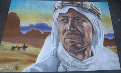 Lawrence of Arabia by ShadowIncognito