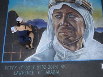 Lawrence of Arabia WIP by ShadowIncognito