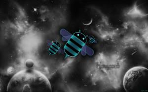 EgFox HoneyComb 2011 HD2 by Eg-Art