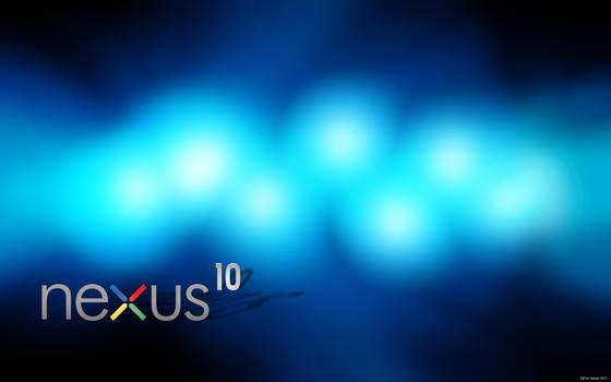 EgFox NEXUS 10 WALLPAPER circles dark background by Eg-Art