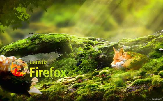 EgFox Firefox HD 2013 -1920x1200 by Eg-Art
