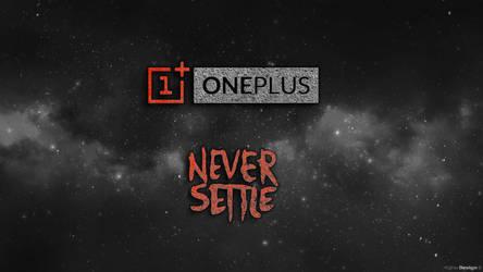OnePlus One space EgFox Design wallpaper HD by Eg-Art