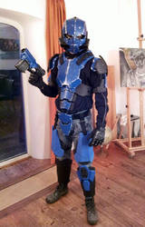 Armor concept WIP III by kaaskop
