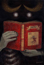 old book by FukikoT