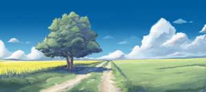 .: Landscape :. by Hikari151