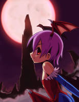 .: DS Tribute 1 :. Lilith by Hikari151