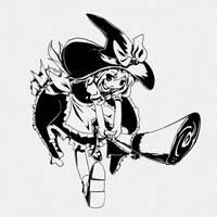 .: Kirisame Marisa :. by Hikari151