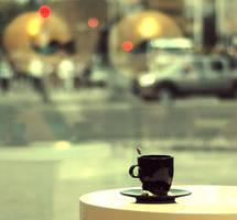 Metropolitan Coffee by St1tches
