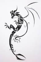 Boltwire tatoo'ish by Insaneus