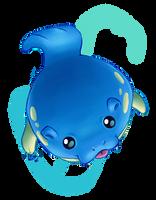 Blue Ball by SDevilHeart