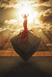 Falling sun by oosDesign