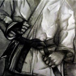 Karate Gi by Jonny-L