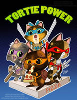 Tortie Power 2.0 by keevs