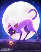 Cat Burglar by keevs