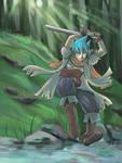 BoF Comm: Ryu by Strayfish
