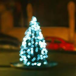 Christmas tree by AlexGontar