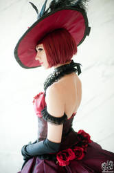 KatsuCon: Madame by burloire
