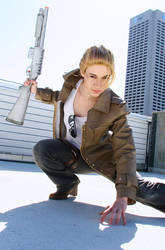 MomoCon: Rooftop Rumble by burloire