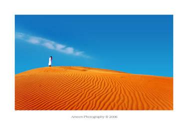 Landscape - D by Amenoz
