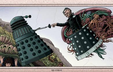 Genesis of the Daleks by PaulHanley