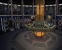 The 12th Doctor's TARDIS by PaulHanley