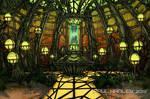 The Silurian TARDIS by PaulHanley
