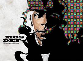 Mos Def by Jayteare