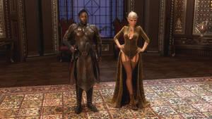 Elven Desires 4 Concept 2 by HitmanX3Z