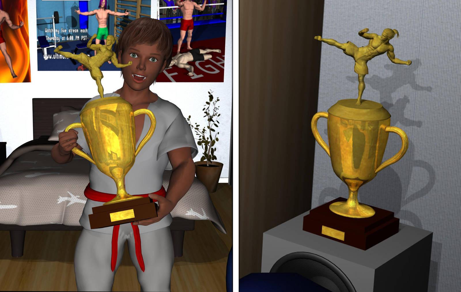 The Winner by Yzak28