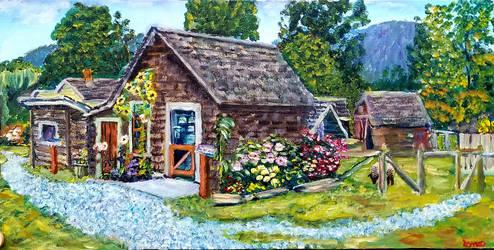Kilby historic village by Dennis64