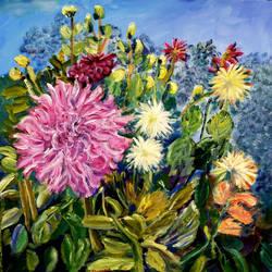 Kilby flowers by Dennis64
