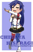 Chihaya by Ahrrhd