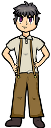 Hero (Key Official Art) by Boomerangium