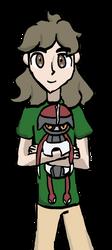 Pawniard with Trainer by Boomerangium