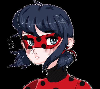 Miraculous ladybug by susha13