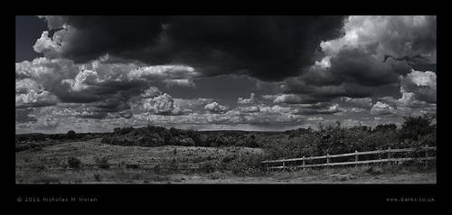 ID605 Bedfont Cumulus Panorama by Deviant-Darkr