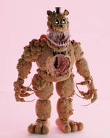 Twisted Freddy by The-Endos-Cove
