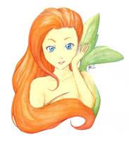Little Mermaid~ by KeezaPepper